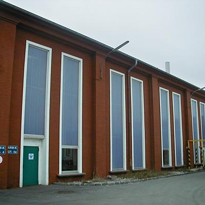 AMAG Halle Ranshofen nach der Sanierung