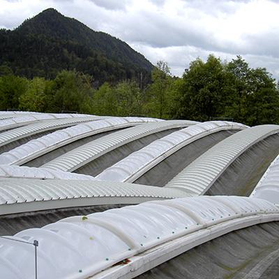 Zimmer Maschinenfabrik Kufstein nach der Sanierung