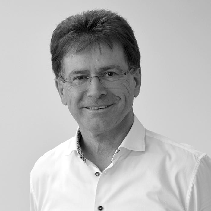 Walter Breitwieser Portrait