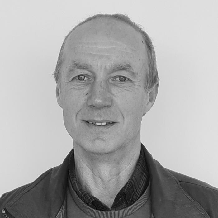 Gerhard Selinger Portrait